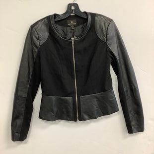 Primary Photo - BRAND: WORTHINGTON STYLE: JACKET OUTDOOR COLOR: BLACK SIZE: M SKU: 298-29835-21652