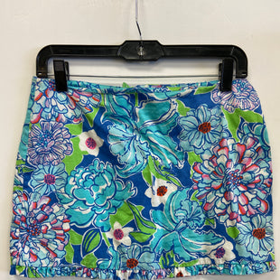Primary Photo - BRAND: LILLY PULITZER STYLE: SKIRT COLOR: BLUE SIZE: 2 SKU: 298-29814-75412