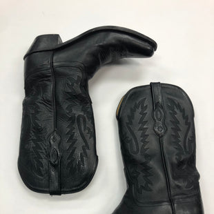 Primary Photo - BRAND: OLD WEST STYLE: BOOTS ANKLE COLOR: BLACK SIZE: 9 SKU: 298-29813-34051