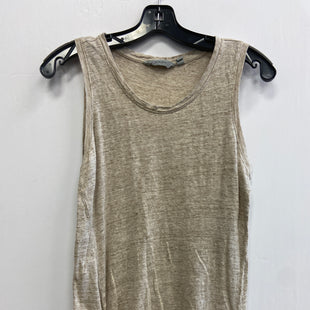 Primary Photo - BRAND: ATHLETA STYLE: ATHLETIC TANK TOP COLOR: TAN SIZE: S SKU: 298-29811-53618
