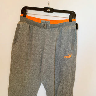 Primary Photo - BRAND: PUMA STYLE: ATHLETIC PANTS COLOR: GREY SIZE: XL SKU: 298-29814-72774