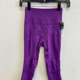 Primary Photo - BRAND: LULULEMON STYLE: ATHLETIC CAPRIS COLOR: PURPLE SIZE: XS SKU: 298-29865-712