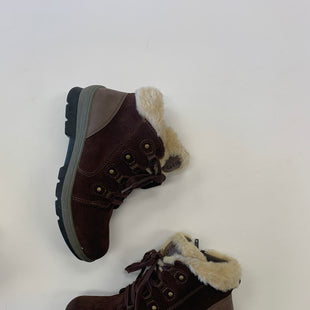 Primary Photo - BRAND: EARTH ORIGINS STYLE: BOOTS ANKLE COLOR: BROWN SIZE: 7 SKU: 298-29835-22016
