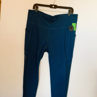 Primary Photo - BRAND: OLD NAVY STYLE: ATHLETIC PANTS COLOR: BLUE SIZE: XXL SKU: 298-29859-4415
