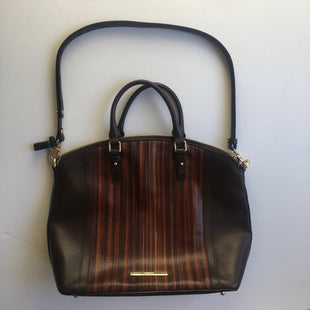 Primary Photo - BRAND: BRAHMIN STYLE: HANDBAG COLOR: BLACK SIZE: LARGE SKU: 298-29811-50880