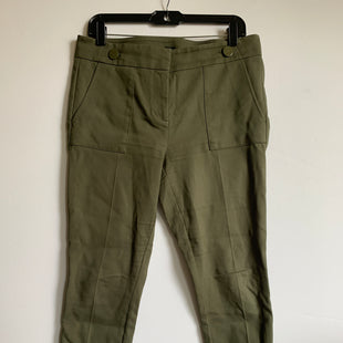 Primary Photo - BRAND: LOFT STYLE: PANTS COLOR: GREEN SIZE: 8 SKU: 298-29865-1030