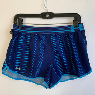 Primary Photo - BRAND: UNDER ARMOUR STYLE: ATHLETIC SHORTS COLOR: BLUE GREEN SIZE: M SKU: 298-29811-51827