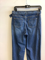 Photo #2 - BRAND:    CLOTHES MENTOR <BR>STYLE: JEANS <BR>COLOR: BLUE <BR>SIZE: 6 <BR>SKU: 298-29865-671