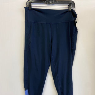 Primary Photo - BRAND: ADIDAS STYLE: ATHLETIC PANTS COLOR: NAVY SIZE: XL SKU: 298-29811-53885