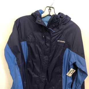 Primary Photo - BRAND: COLUMBIA STYLE: JACKET OUTDOOR COLOR: NAVY SIZE: M SKU: 298-29859-3852