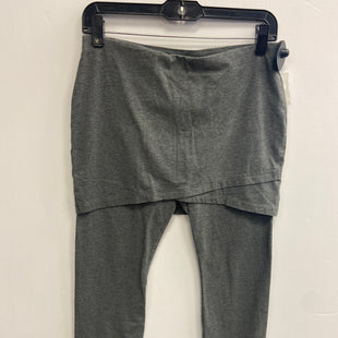 Primary Photo - BRAND:    CLOTHES MENTOR STYLE: ATHLETIC PANTS COLOR: GREY SIZE: S OTHER INFO: GABI - SKU: 298-29865-1042