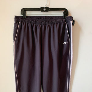 Primary Photo - BRAND: NIKE APPAREL STYLE: ATHLETIC CAPRIS COLOR: BLACK SIZE: XL SKU: 298-29811-53346