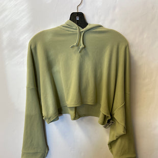 Primary Photo - BRAND: BOOHOO BOUTIQUE STYLE: SWEATSHIRT HOODIE COLOR: GREEN SIZE: L SKU: 298-29859-4474