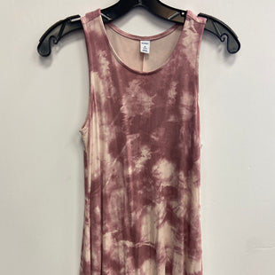 Primary Photo - BRAND: OLD NAVY STYLE: DRESS SHORT SLEEVELESS COLOR: TIE DYE SIZE: XS SKU: 298-29835-23554