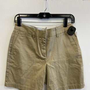 Primary Photo - BRAND: LANDS END STYLE: SHORTS COLOR: KHAKI SIZE: 4 SKU: 298-29859-6036
