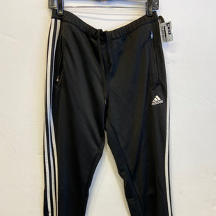 Primary Photo - BRAND: ADIDAS STYLE: ATHLETIC PANTS COLOR: BLACK SIZE: L SKU: 298-29811-51035