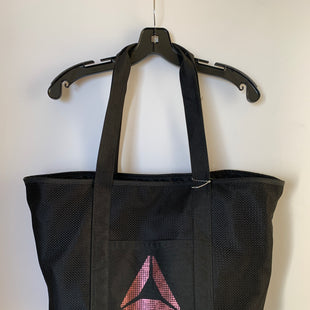 Primary Photo - BRAND: REEBOK STYLE: TOTE COLOR: BLACK SIZE: LARGE SKU: 298-29814-69539