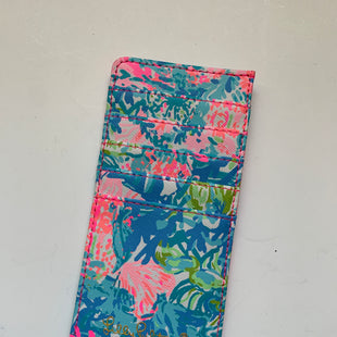 Primary Photo - BRAND: LILLY PULITZER STYLE: WALLET COLOR: BLUE SIZE: SMALL SKU: 298-29865-742