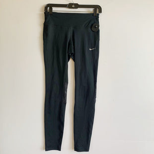 Primary Photo - BRAND: NIKE APPAREL STYLE: ATHLETIC CAPRIS COLOR: BLACK SIZE: XS SKU: 298-29835-22021