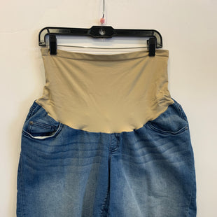 Primary Photo - BRAND: INDIGO BLUE STYLE: MATERNITY SHORTS COLOR: DENIM SIZE: 1X SKU: 298-29811-45172