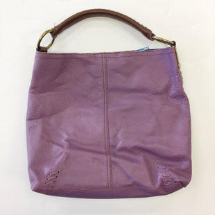 Primary Photo - BRAND: LUCKY BRAND STYLE: HANDBAG LEATHER COLOR: PURPLE SIZE: LARGE SKU: 298-29814-73478