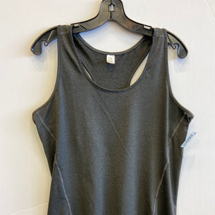 Primary Photo - BRAND:    CLOTHES MENTOR STYLE: ATHLETIC TANK TOP COLOR: GREY SIZE: XXL SKU: 298-29813-35273
