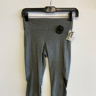 Primary Photo - BRAND: UNDER ARMOUR STYLE: ATHLETIC CAPRIS COLOR: GREY SIZE: XS SKU: 298-29862-986