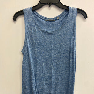 Primary Photo - BRAND: ATHLETA STYLE: ATHLETIC TANK TOP COLOR: BLUE SIZE: S SKU: 298-29811-53619