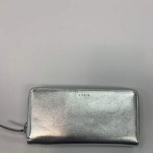 Primary Photo - BRAND: LODIS STYLE: WALLET COLOR: SILVER SIZE: SMALL SKU: 298-29811-53120