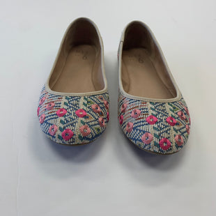 Primary Photo - BRAND: MIX NO 6 STYLE: SHOES FLATS COLOR: MULTI SIZE: 9 SKU: 298-29813-33819