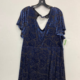 Primary Photo - BRAND: TORRID STYLE: DRESS SHORT SHORT SLEEVE COLOR: BLUE SIZE: 2X SKU: 298-29814-71977