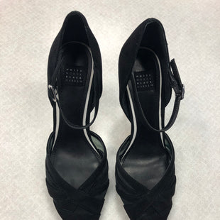 Primary Photo - BRAND: WHITE HOUSE BLACK MARKET STYLE: SHOES HIGH HEEL COLOR: BLACK SIZE: 7 SKU: 298-29850-2187