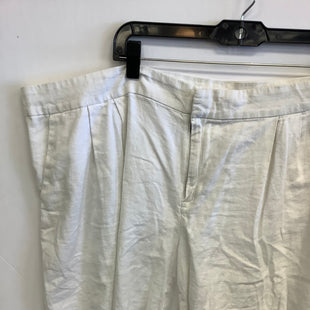 Primary Photo - BRAND: OLD NAVY O STYLE: SHORTS COLOR: WHITE SIZE: 20 SKU: 298-29811-52661