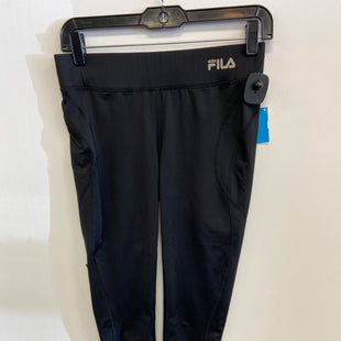 Primary Photo - BRAND: FILA STYLE: ATHLETIC CAPRIS COLOR: BLACK SIZE: XS SKU: 298-29859-5595
