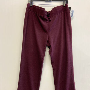 Primary Photo - BRAND: UGG STYLE: ATHLETIC PANTS COLOR: MAROON SIZE: XL SKU: 298-29811-53889