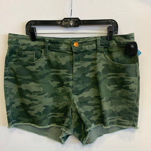 Primary Photo - BRAND: UNIVERSAL THREAD STYLE: SHORTS COLOR: CAMOFLAUGE SIZE: 16 SKU: 298-29811-52757