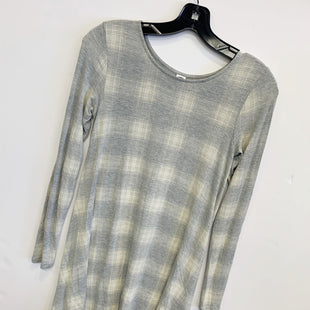 Primary Photo - BRAND: OLD NAVY O STYLE: DRESS SHORT LONG SLEEVE COLOR: GREY SIZE: XS SKU: 298-29813-34562