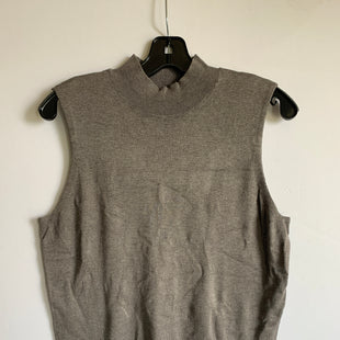 Primary Photo - BRAND: WORTHINGTON STYLE: TOP SLEEVELESS COLOR: GREY SIZE: L SKU: 298-29811-53674