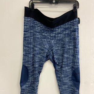 Primary Photo - BRAND: NIKE STYLE: ATHLETIC PANTS COLOR: NAVY SIZE: 1X SKU: 298-29811-53869