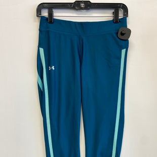 Primary Photo - BRAND: UNDER ARMOUR STYLE: ATHLETIC PANTS COLOR: BLUE SIZE: XL SKU: 298-29811-53886