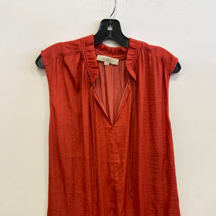 Primary Photo - BRAND: ANN TAYLOR LOFT STYLE: TOP SLEEVELESS COLOR: ORANGE SIZE: XXL SKU: 298-29859-6119