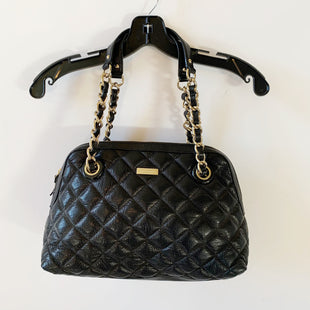 Primary Photo - BRAND: KATE SPADE STYLE: HANDBAG DESIGNER COLOR: BLACK SIZE: MEDIUM SKU: 298-29814-72535