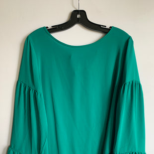 Primary Photo - BRAND: LOFT STYLE: TOP LONG SLEEVE COLOR: GREEN SIZE: M SKU: 298-29865-1028