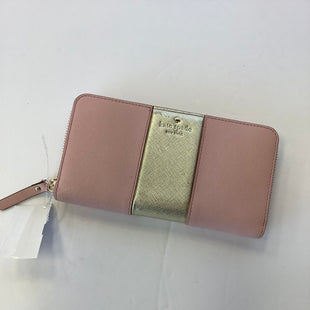 Primary Photo - BRAND: KATE SPADE STYLE: WALLET COLOR: PINK SIZE: LARGE SKU: 298-29811-53908