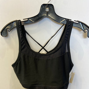 Primary Photo - BRAND: UNDER ARMOUR STYLE: BRA COLOR: BLACK SIZE: L SKU: 298-29811-53865