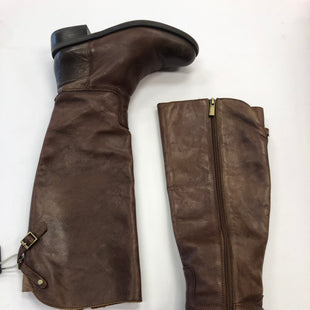 Primary Photo - BRAND: VINCE CAMUTO STYLE: BOOTS KNEE COLOR: BROWN SIZE: 6 SKU: 298-29838-403