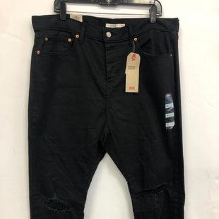 Primary Photo - BRAND: LEVIS STYLE: JEANS COLOR: BLACK SIZE: 18 SKU: 298-29859-2876