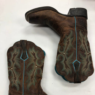 Primary Photo - BRAND: ARIAT STYLE: BOOTS KNEE COLOR: BROWN SIZE: 6 SKU: 298-29814-69607