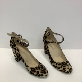 Primary Photo - BRAND: MARC FISHER STYLE: SHOES HIGH HEEL COLOR: ANIMAL PRINT SIZE: 9 SKU: 298-29866-289
