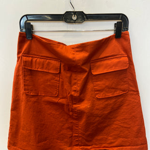 Primary Photo - BRAND: CREMIEUX STYLE: SKIRT COLOR: ORANGE SIZE: 10 SKU: 298-29865-1171